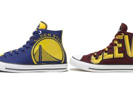NBA Chuck Taylor All Star Collection: Wear and be proud of your favorite basketball team