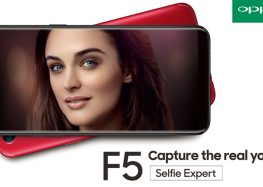 OPPO F5 to arrive in the Philippines on October 26!