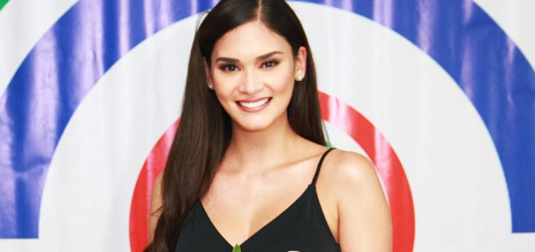 Miss Universe 2015 Pia Wurtzbach returns to her home network