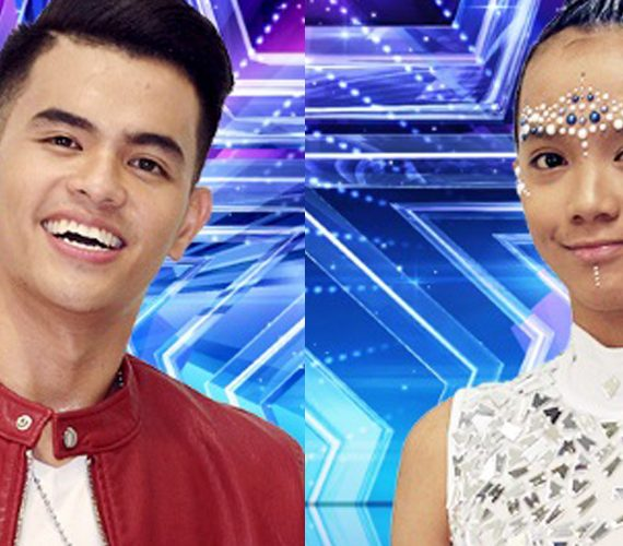 Pinoy acts Deniel Sarmiento and Neil Rey Garcia Llanes are moving to the Asia's Got Talent S2 semis