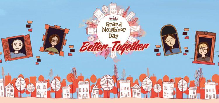 Avida strengthens efforts to foster neighborly values on 2nd Grand Neighbor Day