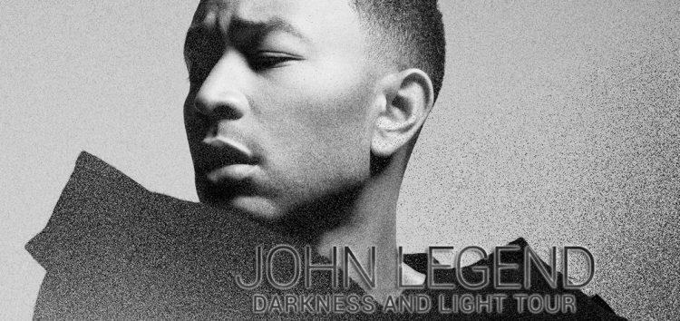 John Legend is coming to Manila for Darkness And Light World Tour on March 21, 2018!