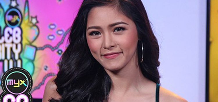 Chinita Princess Kim Chiu is MYX Celebrity VJ for November