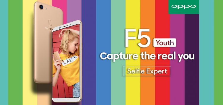 OPPO F5 Youth is coming to the Philippines!