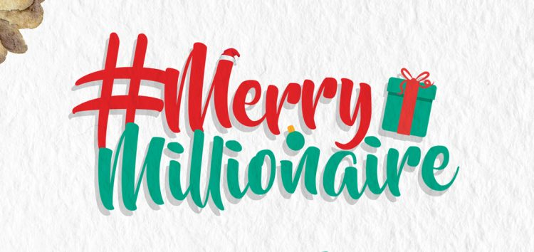 PayMaya gives users a million ways to share the love this Christmas with the Merry Millionaire Promo