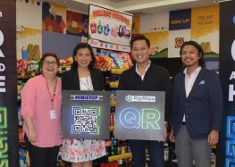 Cashless payments get boost with PayMaya QR in Ministop