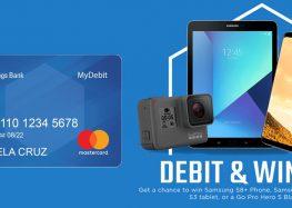 Unlock wonderful possibilities with  RCBC Savings Bank MyDebit