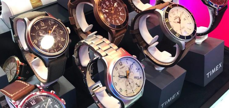 Timex unboxes Fall Collection