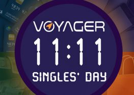 Voyager brings the biggest online deals to Filipinos for Singles' Day