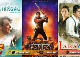 Siargao, Ang Larawan and Ang Panday dominate the MMFF 2017 Awards Night