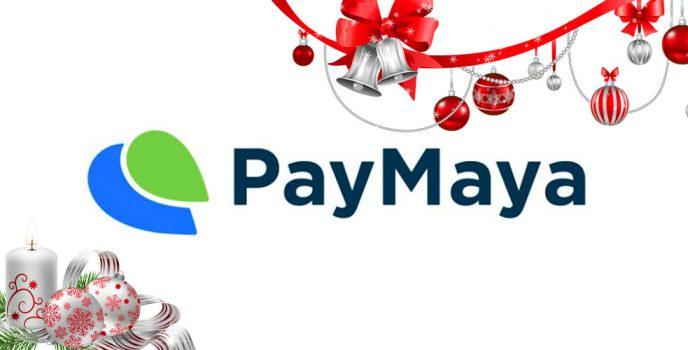 PayMaya makes Christmas merrier for subs through Rebates and Rewards promo