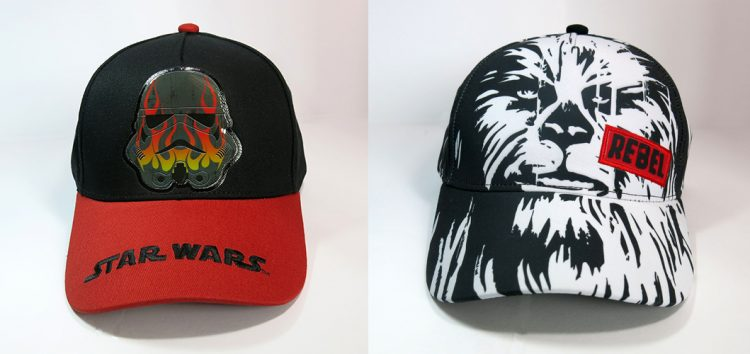 Show off your alliance with Star Wars headgear and accessories available in SM Department Stores