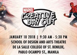 Four things to expect on the Marvel Creative Day Out 2018