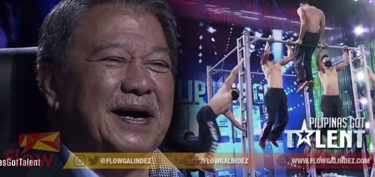 Bardilleranz is Freddie M. Garcia's Pilipinas Got Talent Season 6 Golden Buzzer Act