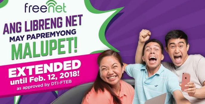 Win a brand new Chevrolet Spark in Freenet's Papremyong Malupet promo