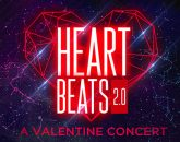 Let True Faith, Hale and South Border treat you with Heart Beats 2.0: A Valentine Concert