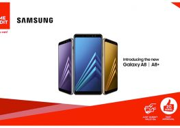 Give your fresh graduate a Samsung Galaxy A8 or Galaxy A8+ at 0% interest