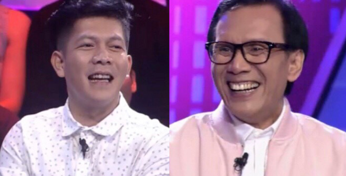 """OPM icon Rey Valera and """"Pilipinas Got Talent"""" grand winner Jovit Baldevino  try their luck in I Can See Your Voice"""