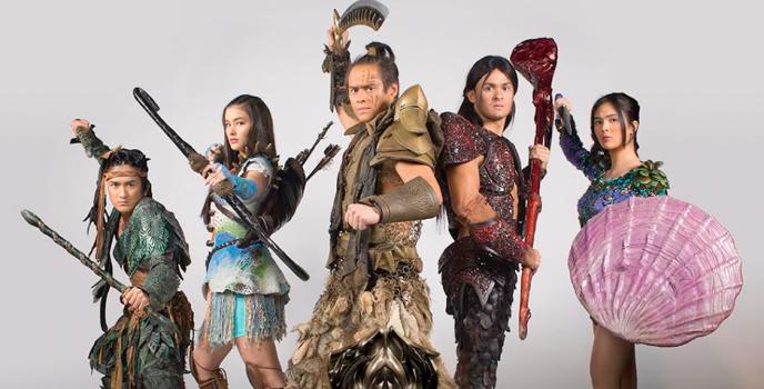 Enrique Gil and Liza Soberano return to primetime with Bagani