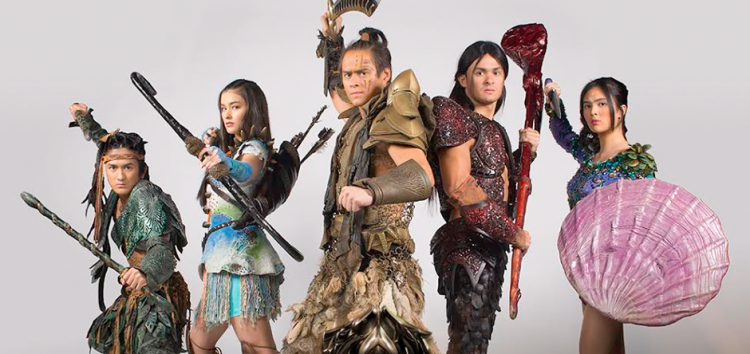 Enrique Gil and Liza Soberano return to primetime with Bagani