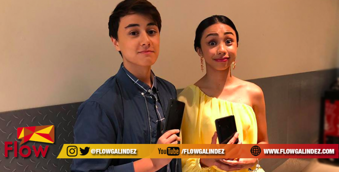 Maymay Entrata and Edward Barber are officially together as Vivo endorsers!