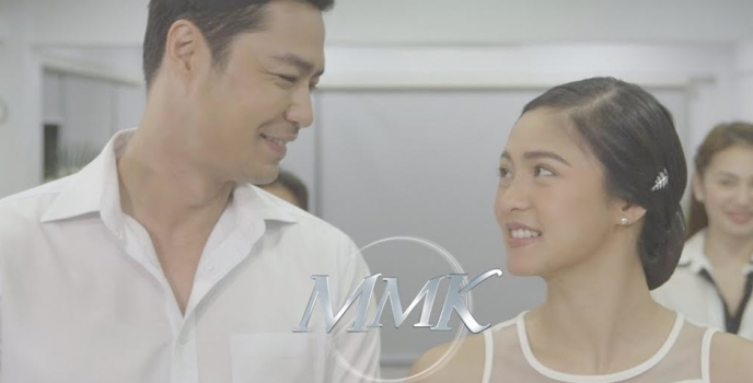 Zanjoe Marudo and Kim Chiu tandem first the time on Maalaala Mo Kaya