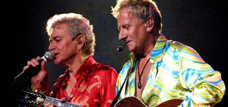 Catch the legendary duo Air Supply in Santa Rosa Sports Coliseum on May 31!