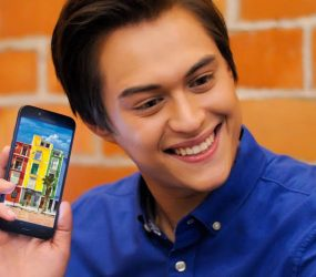 Enrique Gil talks about the people, places, and things that add color to his life