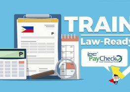 IPC's timekeeping, payroll app is now TRAIN Law-ready