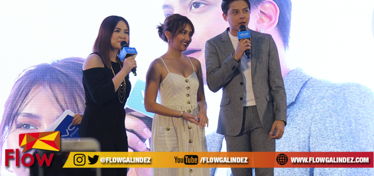 KathNiel officially joins the Vivo V9 Mall Tour
