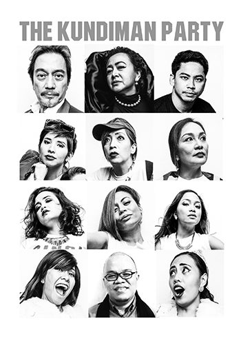 The Kundiman Party - April 11-29, 2018