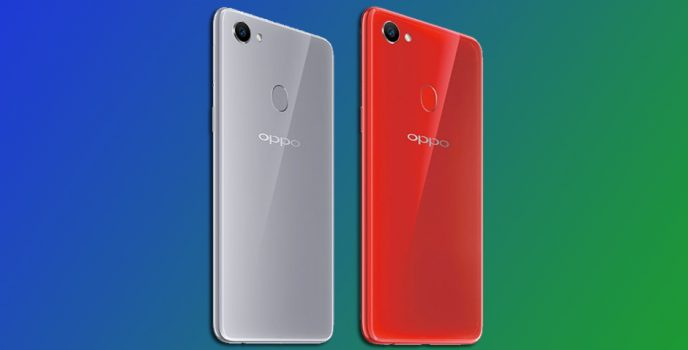 OPPO F7 now available at Smart GigaX Plan 1499