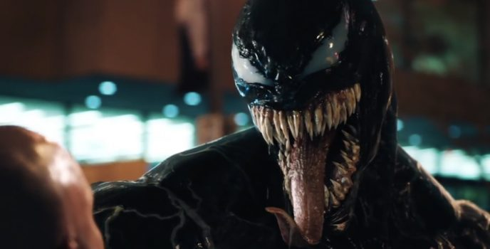 "New ""Venom"" trailer is out!"