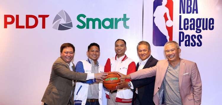 PLDT, Smart level up your basketball viewing experience through NBA league pass