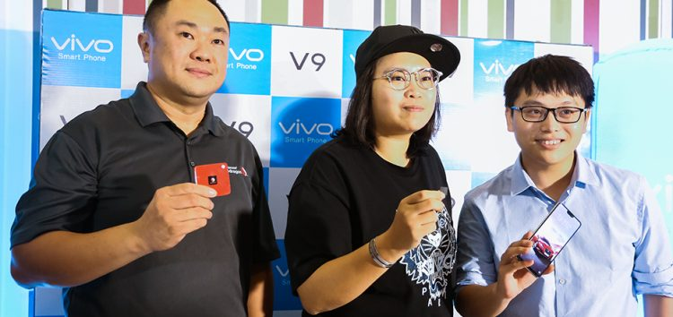 Vivo V9 with Qualcomm Snapdragon 626 is the perfect phone for gamers on the go