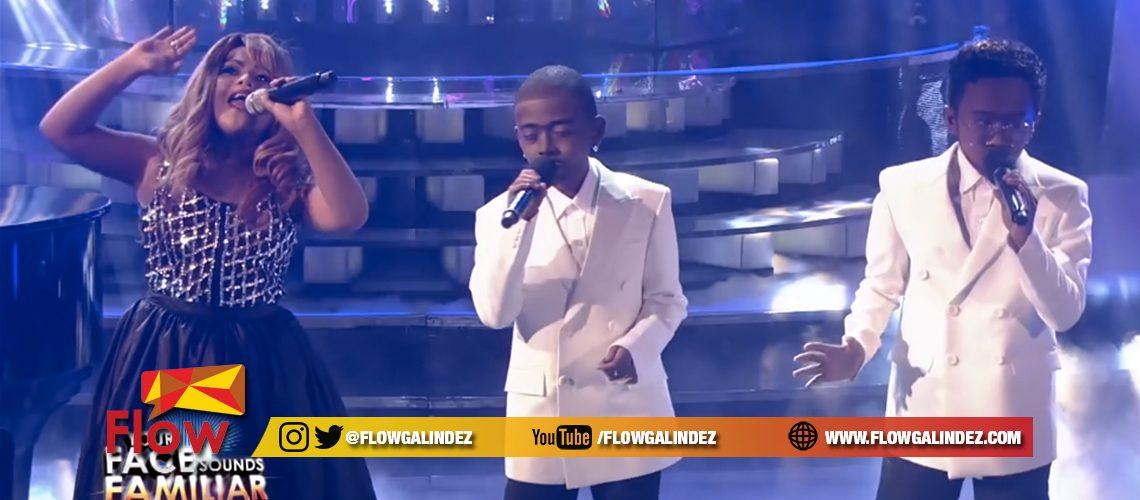 TNT Boys as Mariah Carey, Boyz II Men wins Week 8 of Your Face Sounds Familiar Kids