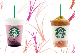 Summer is not over with Starbucks' new vibrant Frappuccino® flavors