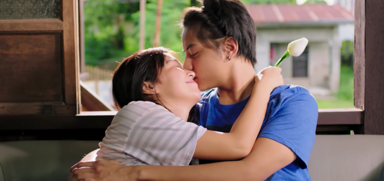 "Star Cinema unveils the teaser and poster of KathNiel's ""The Hows of Us"""