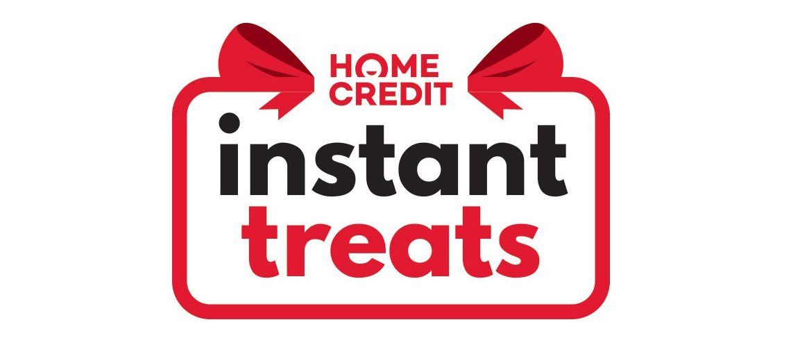 Shop and dine for free with Home Credit's Instant Treats