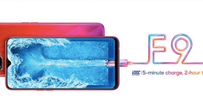 OPPO F9 to highlight VOOC Flash Charging, trendier design and wider screen display