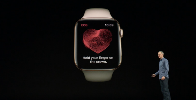 Apple Watch Series 4 now has electrocardiogram features