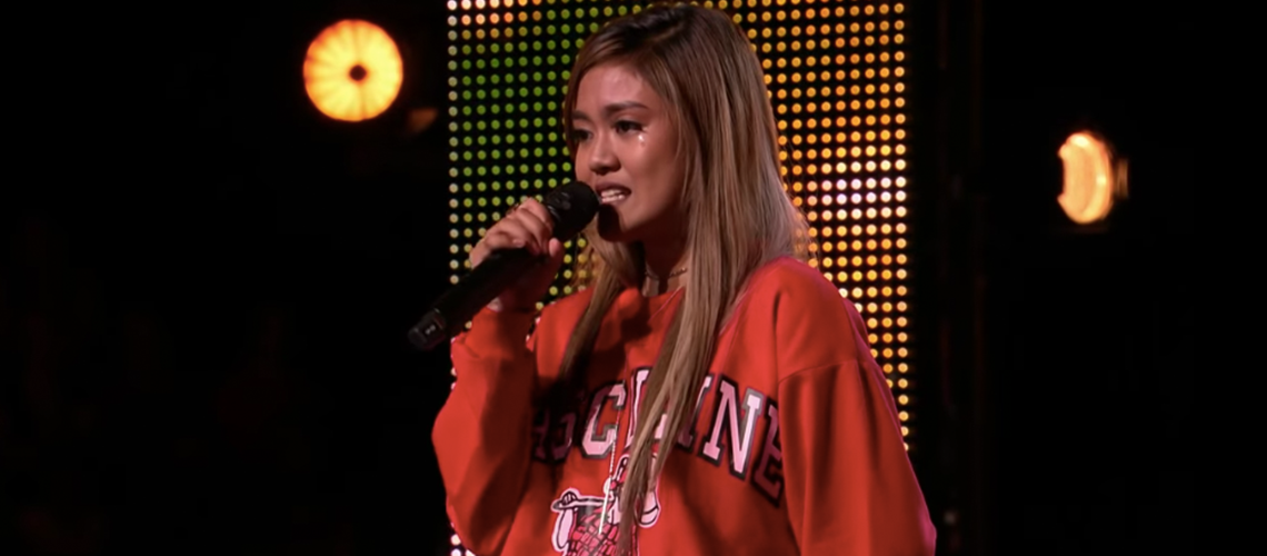 Will it be all yeses for the Pinay contender Maria Laroco in The X Factor UK?