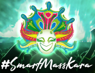 Celebrate MassKara Festival the SMART way!