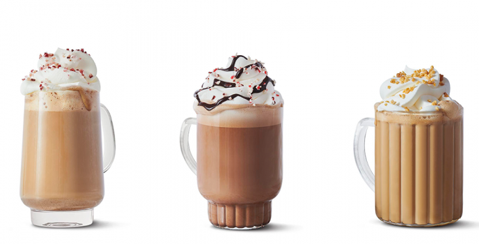 Enjoy the sweetness of Christmas in every sip of Starbucks holiday beverages