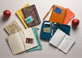 Starbucks unveils 2019 Planners and Travel Organizers