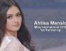 PH bet Ahtisa Manalo landed 1st Runner-up at the Miss International 2018