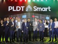 PLDT, Smart unlock amazing digital experiences powered by PH's fastest network