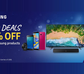Samsung joins Lazada's 11.11 Shopping Festival