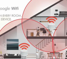 Enjoy unlimited Fibr connection in every room of your home with PLDT's all-new Google Wifi Plans