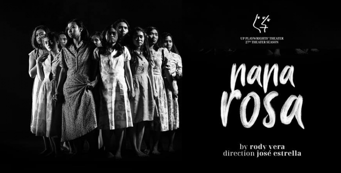 The painful story of a comfort woman in UP Playwrights' Theatre's Nana Rosa